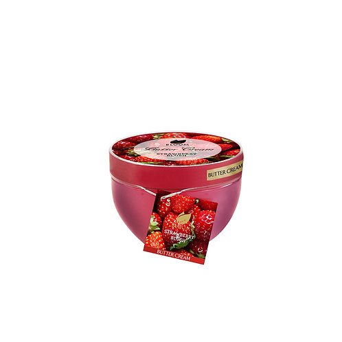 BLOOM BODY BUTTER STRAWBERRY 8 OZ