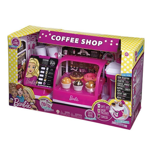 BARBIE COFFEE STORE