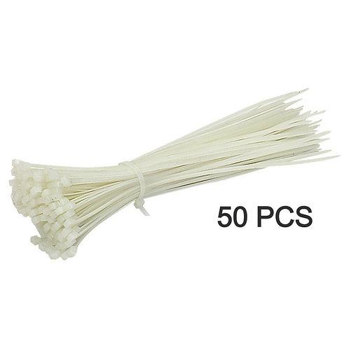 ATADURAS DE PLASTICO BLANCO 3.6*300CM