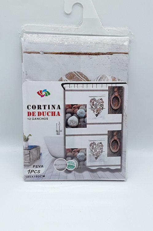 CORTINA DE BANO 6*6FT