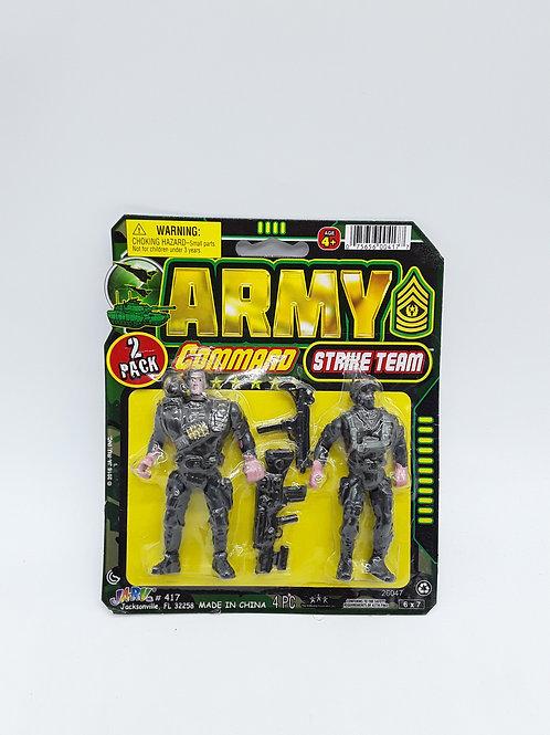 ARMY COMMAND TEAM STRIKE 2PK