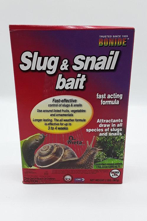 SLUG & SNAIL BAIT 2LB
