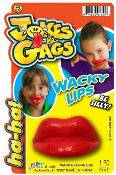 WACKY LIPS