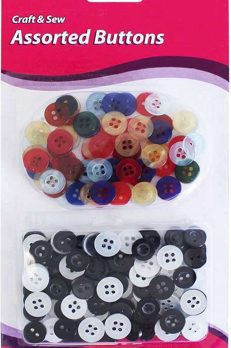ALLARY BUTTONS VALUE PACK