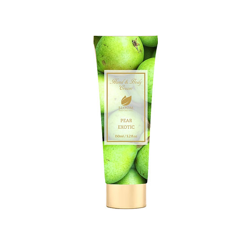 BLOOM BODY LOTION PEAR EXOTIC 5.2 OZ