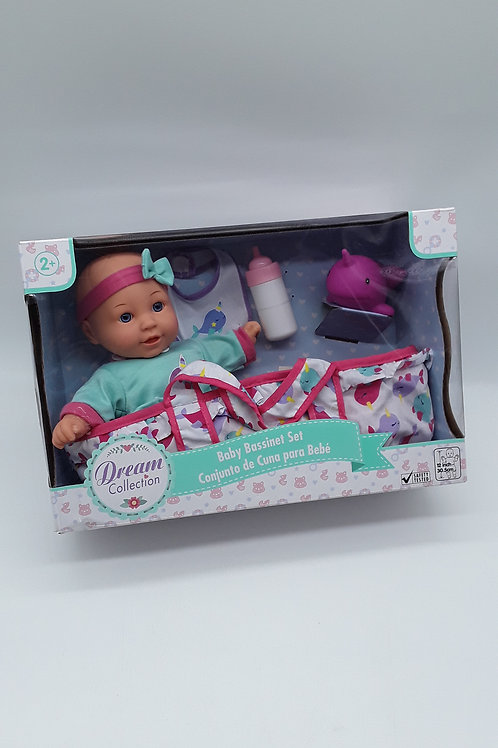 BABY DOLL BASSINET