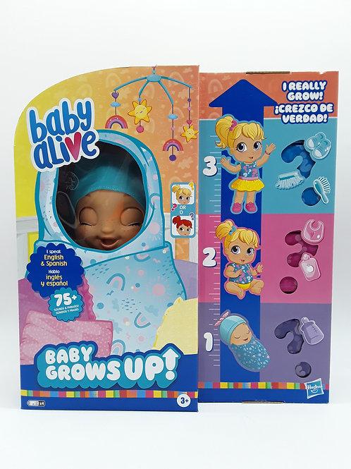 BABY ALIVE BABY GROW UP HAPPY
