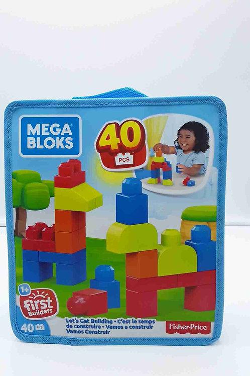 MAGA BLOCKS 40PCS