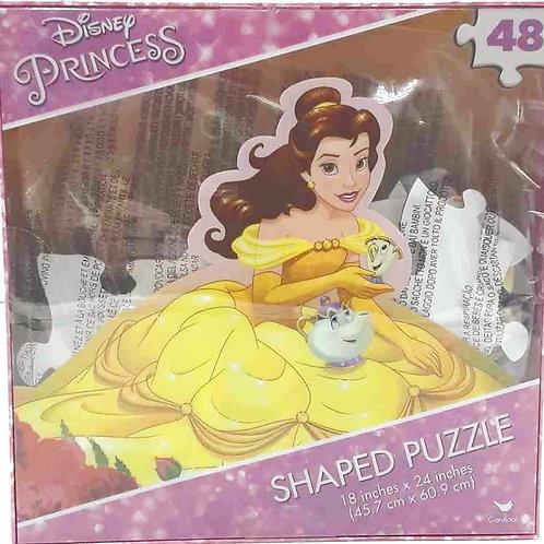 PRINCESS SHAPE PUZZLE