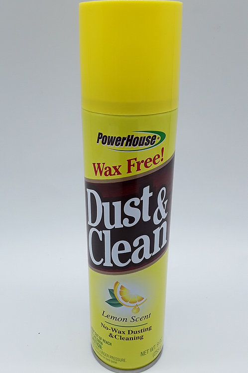 DUST & CLEAN 9OZ