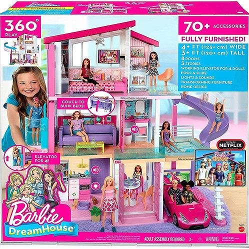 BARBIE DREAMHOUSE 360 / CASADE LOS SUEÑOS BARBIE 360