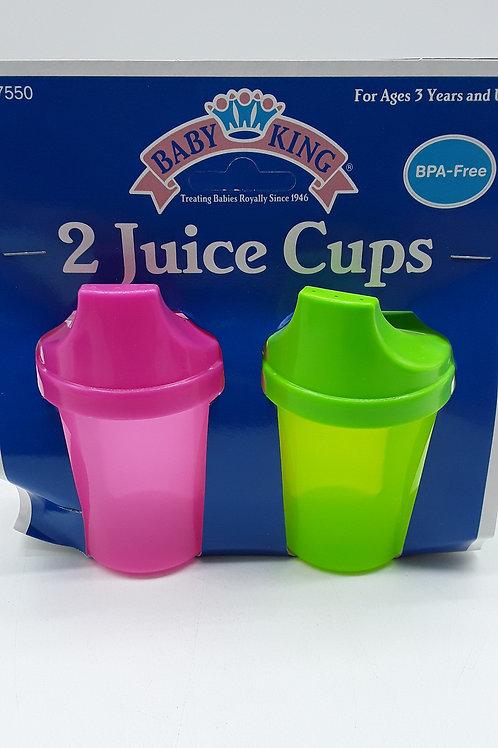 BG  CLEAR JUICE CUP