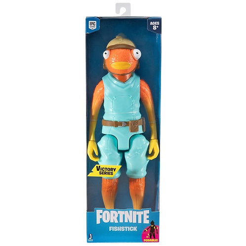 FORNITE FIGURE FISHSTICK 12INCH