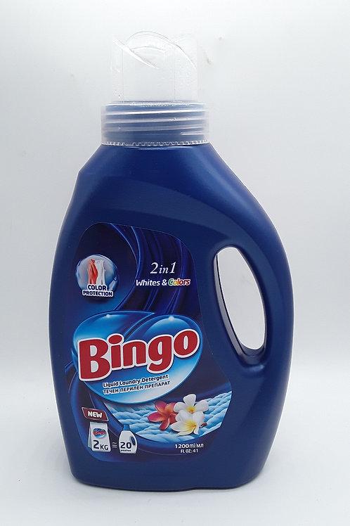 BINGO DET WHT&CLR 1200ML