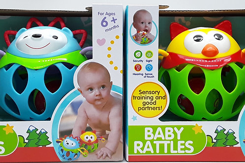 BABY RATTLE LEARNING FUN