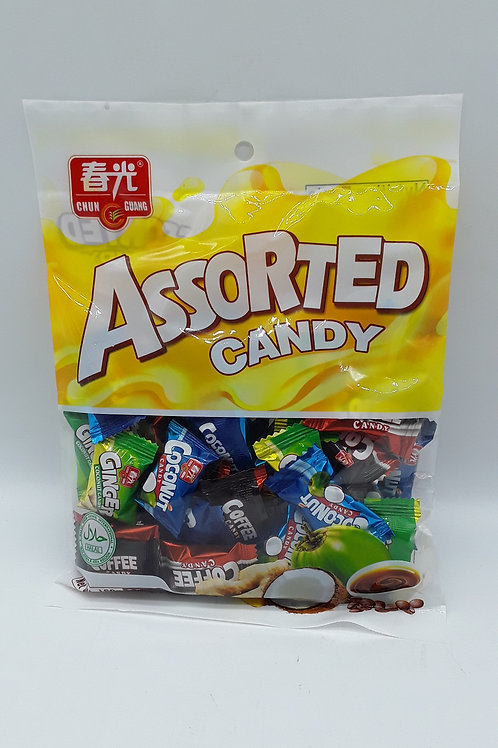 ASSORTED CANDY 160G