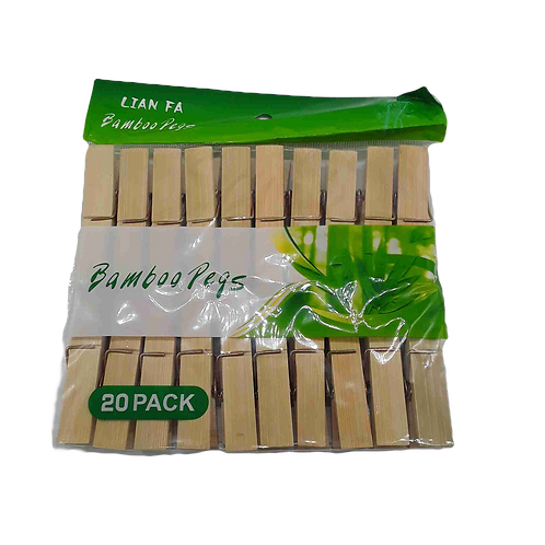 BAMBOO CLIPS