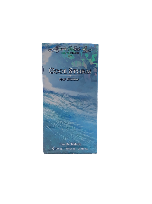 COOL STORM VERSION COOL WATER BY DAVIDOFF*3.3OZ