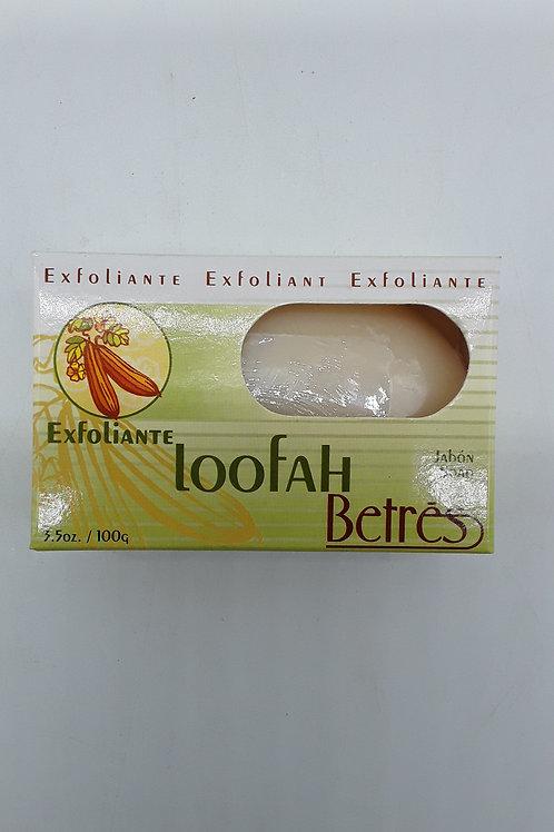 BETRES LOOFAH SOAP
