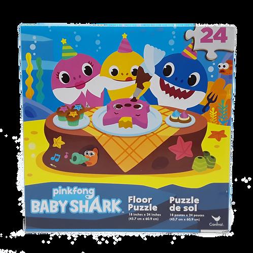 BABY SHARK FLOOR PUZZLE