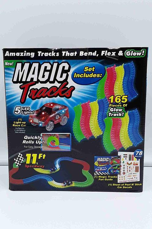 B/O GLOW IN THE DARK RACE TRACK
