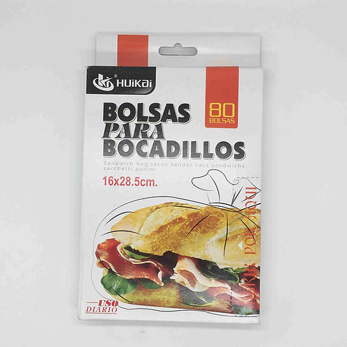 BOLSAS PARA BOCADILLOS HK303