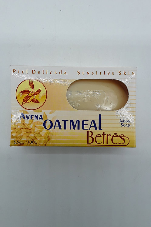 BETRES AVENA SOAP 3.5OZ