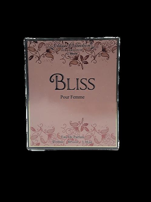 BLISS POUR FEMME VERSION GUCCI BLOOM*3.3OZ