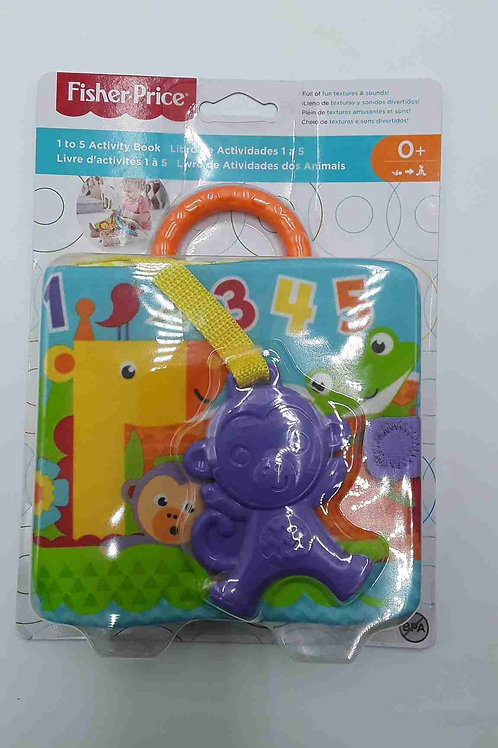 ACTIVITY BOOK - 1 TO 5