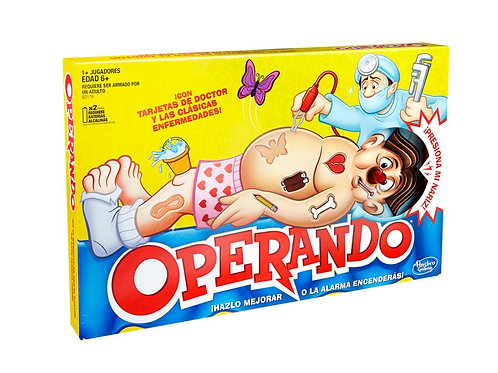 OPERATION GAME / JUEGO OPERANDO