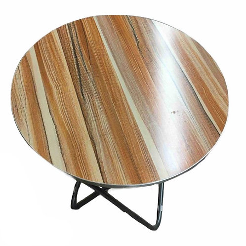 MESA REDONDA ROUND FOLD UP TABLE 60CM