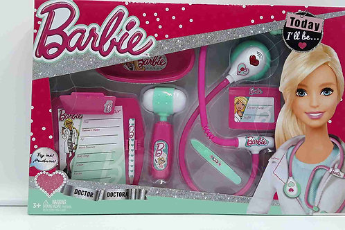 BARBIE DOCTOR SET MEDIUM BOX