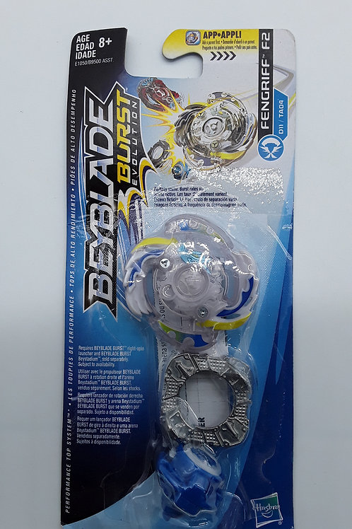 BEY BEYBLADE SINGLE TOPS AST
