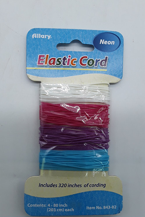 ALLARY ELASTIC CORD NEAON