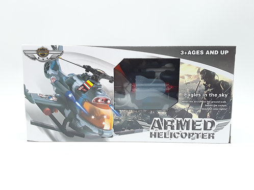 ARMED HELICOPTER
