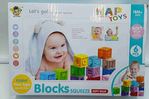 BABY SOFT BLOCKS