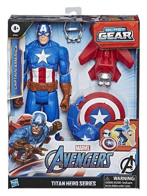 AVENGERS TITAN HERO - CAPTAIN AMERICA