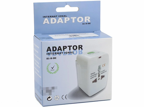 ADAPTER INTERNACIONAL