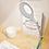 Thumbnail: LAMPARA RECARGABLE CON SOPORTE PARA TELEFONO DESK LAMP W. PHONE HOLDER