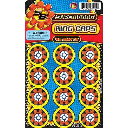 8 SHOT RING CAPS