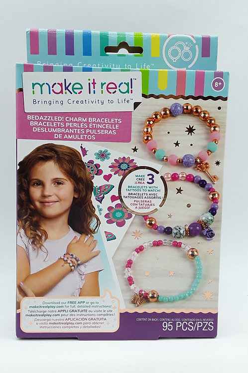MAKE IT REAL CHARM BRACELETS BLOOMING CREATIVE