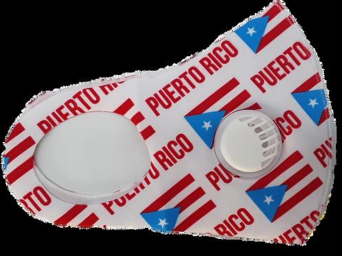 MASCARILLA PUERTO RICO