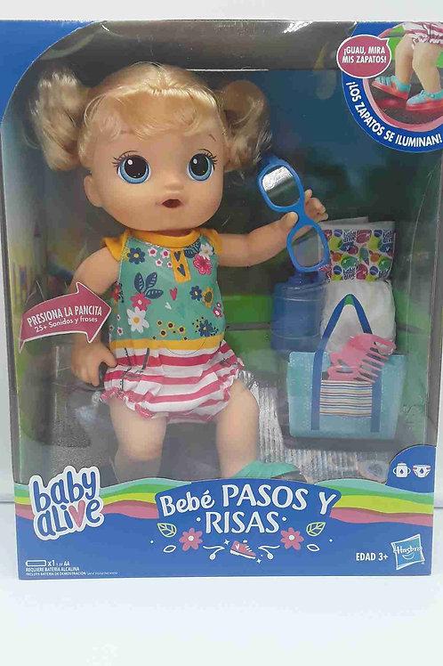 BABY FLASHIN FEET BABY