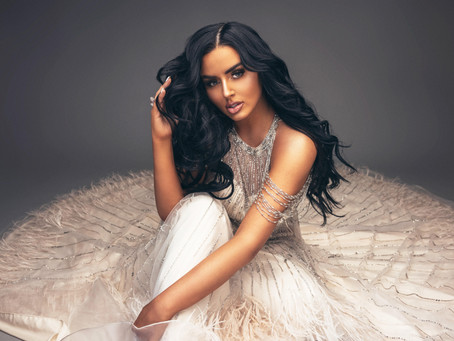 Look out world! Abigail Ratchford is a multi-hyphenate, do it all in sky-high heels kind of gal