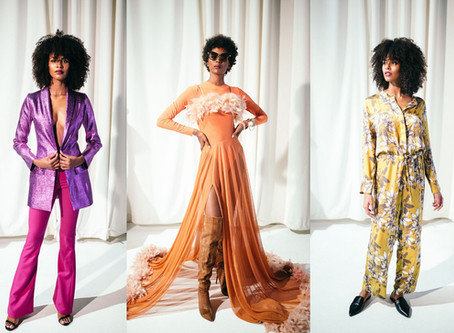 Pastels & Patterns: An Intimate Look At NYFW's Emerging Trends