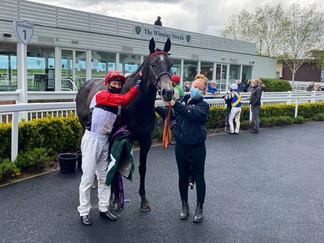 Seventeen O Four wins at Catterick
