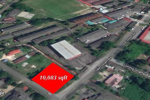(Corner Lot) Lot Banglo di Kg Ghafar Baba Tanjung Keling Melaka
