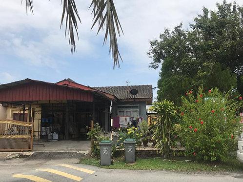 Teres Setingkat Corner Lot @ Taman Mutiara,Alor Gajah Melaka