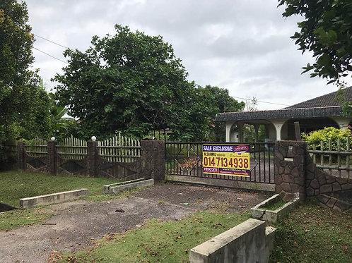 Banglo Setingkat (Luas 12184 sqft ) di Jln Permatang Pasir,Alai Melaka