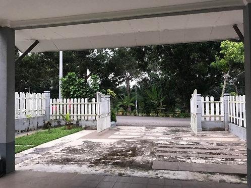 Double Storey Semi Detached Taman Maju